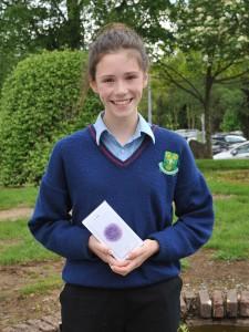 Maria Hayes, Camida Attendance Award